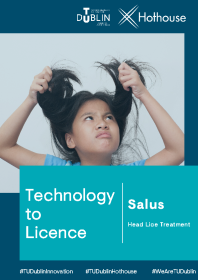 Salus - Head Lice Treatment front page preview