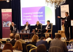 Report on KTI Symposium: Licensing Intellectual Property - Strategies & Pitfalls