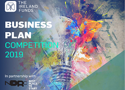 The Ireland Funds, in partnership with NDRC, launched the annual Business Plan Competition 2019