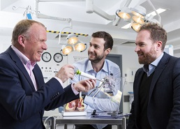 NUIG Spin-out Signum Surgical Receives €3.6 Million to Support Launch of Therapy for Patients with a Common Colorectal Disease