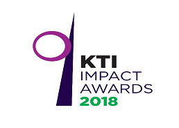 Irish Knowledge Transfer success recognised at KTI Impact Awards