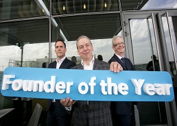 SiriusXT CEO Wins Enterprise Ireland's Inaugural Founder of the Year Award