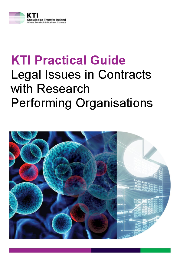 KTI Practical Guide to Legal Issues in Contracts with RPOs front page preview