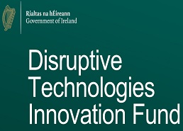 COVID-19 and the Disruptive Technologies Innovation Fund