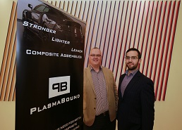 PlasmaBound, a University College Dublin (UCD) spin-out, which has developed a novel surface treatment technology to enable global manufacturing industries to reduce product weight and meet fuel efficiency and carbon emissions requirements, has today announced the closing of a €1.1 million investment round.
