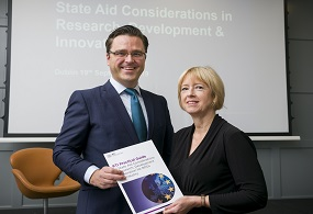 Regional and Dublin State Aid seminars hosted by Knowledge Transfer Ireland draw over 150