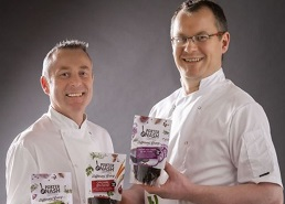 EI funded company tackles food gap in the market