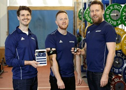 UCD spin-out developing athlete performance testing and tracking technology to improve training programmes and reduce injury risk.