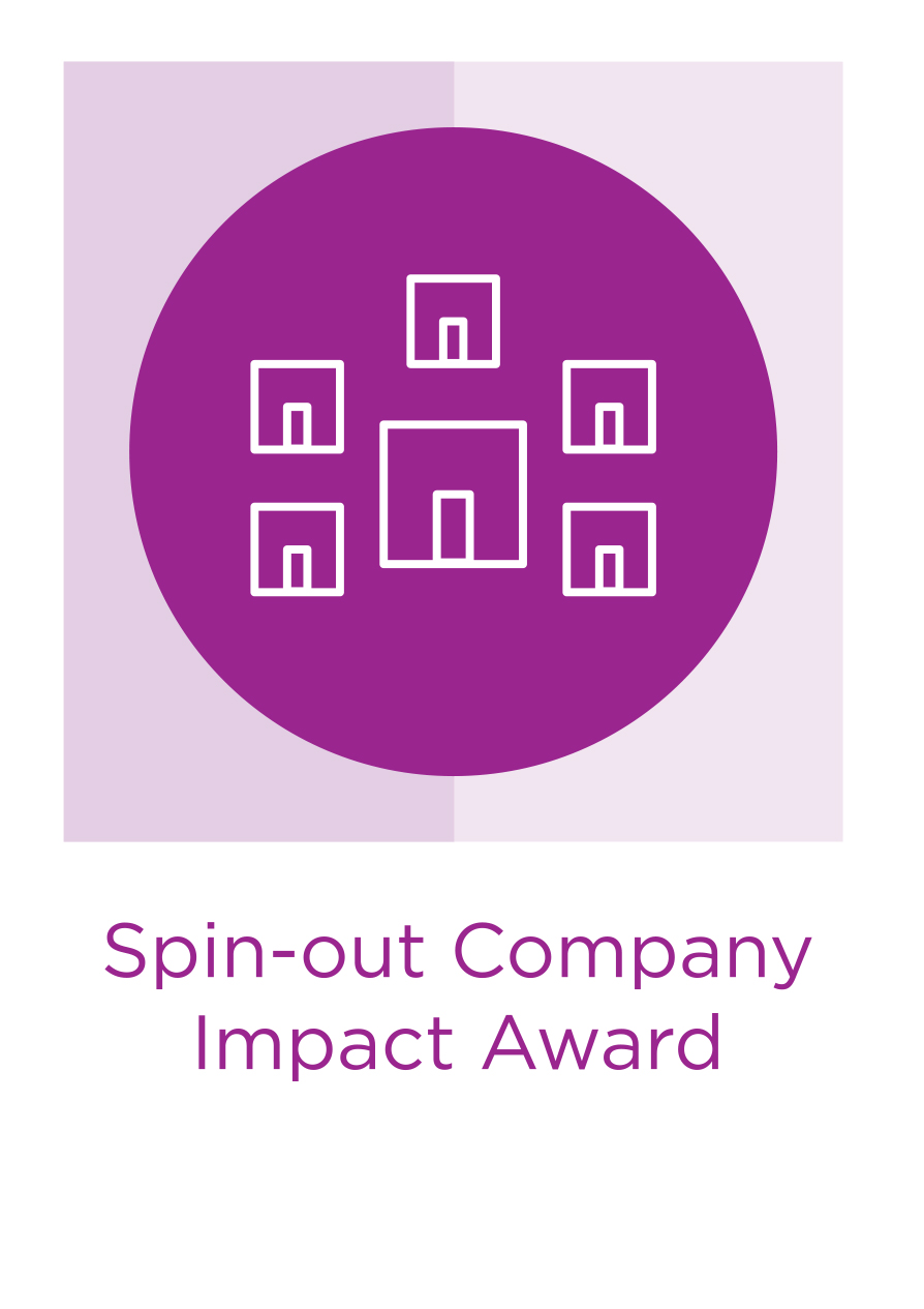 Spin-out Company Logo