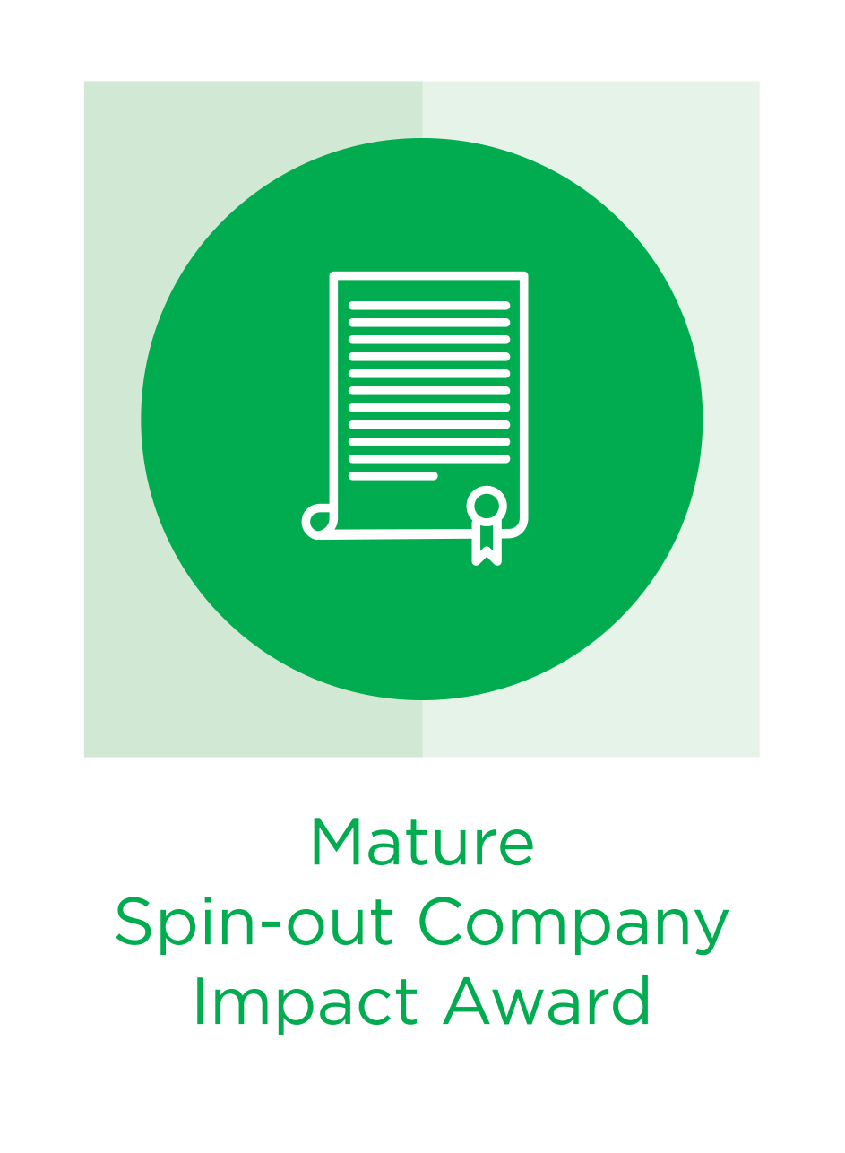 Mature Spin-out Logo