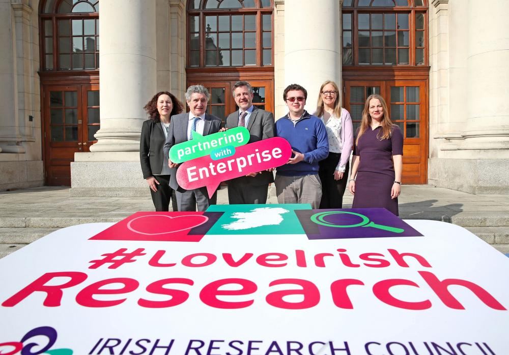 Research in Ireland