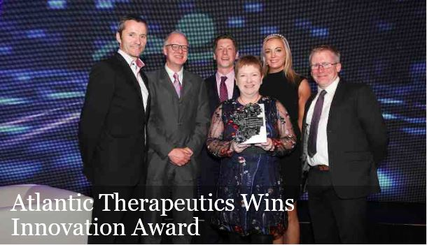 Atlantic therapeutics award
